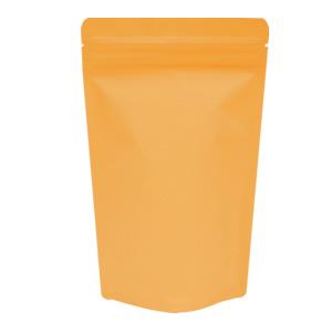 チャック付蒸着スタンド袋オレンジ140×220