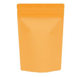 チャック付蒸着スタンド袋オレンジ160×230
