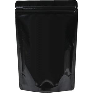 チャック付ALスタンド袋 黒160×230