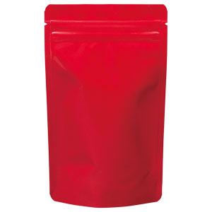 チャック付ALスタンド袋 赤 120×200