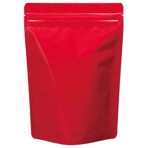 チャック付ALスタンド袋 赤 160×230