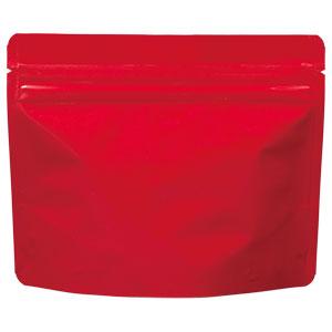 チャック付ALスタンド袋 赤 170×140
