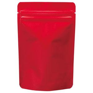 チャック付ALスタンド袋 赤 110×170