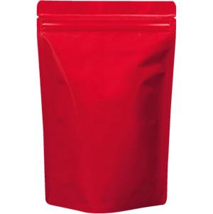 チャック付ALスタンド袋 赤 170×260