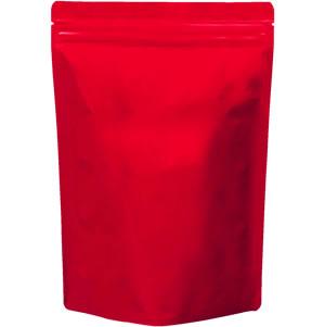 チャック付ALスタンド袋 赤 200×290