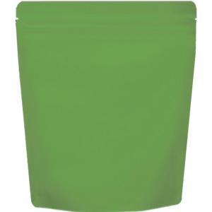 チャック付ALスタンド袋 緑 200×230