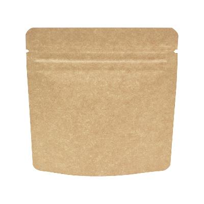 チャック付クラフトALスタンド袋130×130