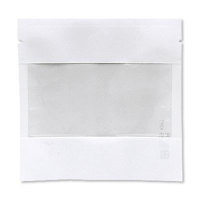 上質蒸着三方袋 窓付 110×110
