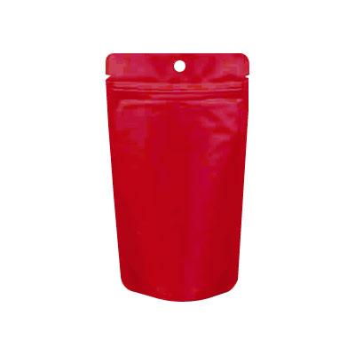 チャック付ALスタンド袋赤穴あき120×210