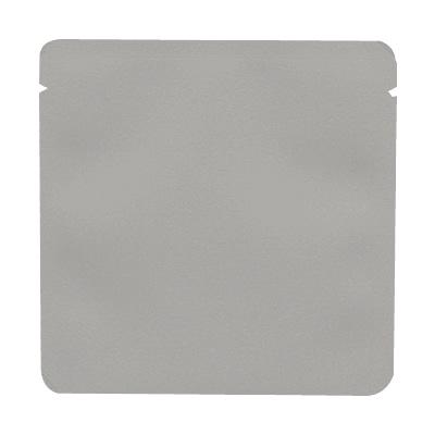 蒸着三方天シール袋 グレー 110×110