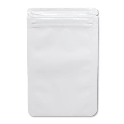 チャック付AL平袋 白 90×140