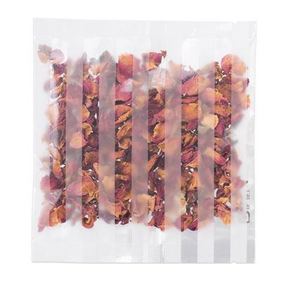 半透明マット平袋 縦縞 110×120