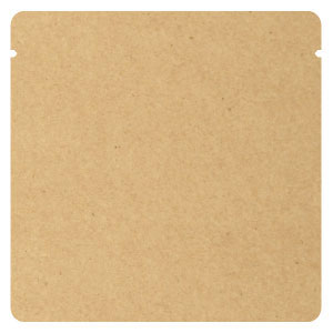 Aクラフト三方シール紙袋 110×110