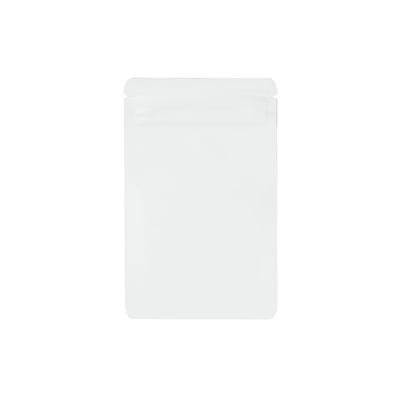 チャック付蒸着平袋 白90×140