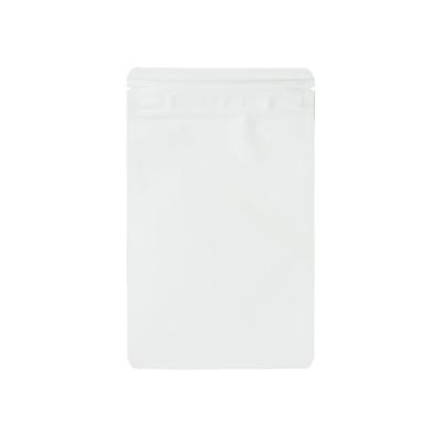 チャック付蒸着平袋 白100×160