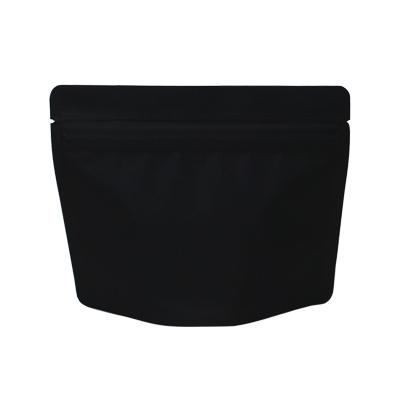 チャック付蒸着スタンド袋 黒170×140