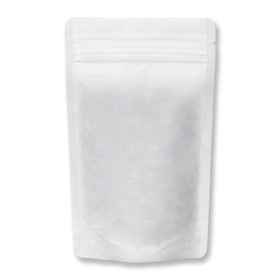 チャック半透明マットスタンド袋白120×200