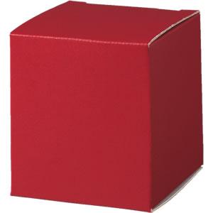 キューブカートン 赤 66×68×66