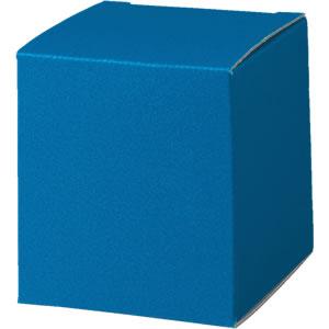キューブカートン 青 66×68×66