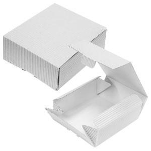 片ダンカートン 白 109×123×45