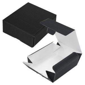 片ダンカートン 黒 109×123×45