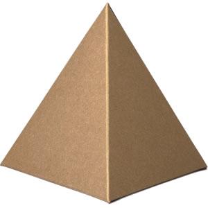三角すいカートン クラフト