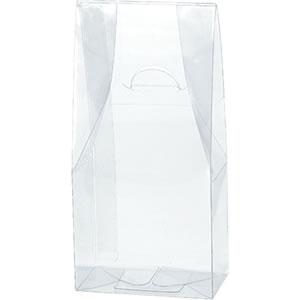 三角カートン 透明 70×145×40