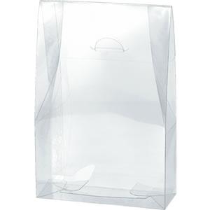 三角カートン 透明 110×170×40