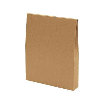 三角カートン クラフト 125×158×25