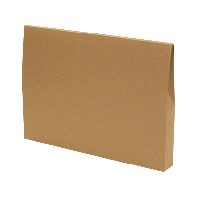 三角カートン クラフト 220×158×25
