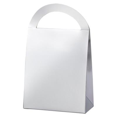 手さげカートン 銀 118×53×195