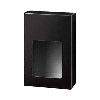 カートン 黒 窓付 110×167×60