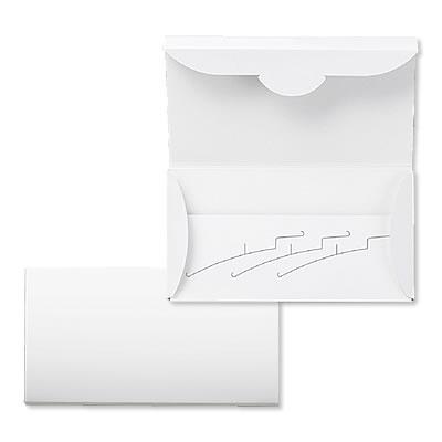 小袋用ケース 3袋用 白 240×130×5