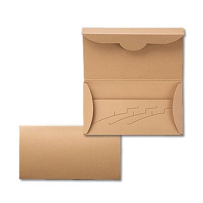 小袋用ケース 3袋用クラフト240×130×5