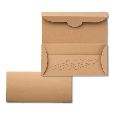 小袋用ケース 5袋用クラフト270×130×5