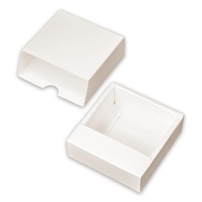スライド式カートン 白 93×94×32