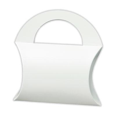 手さげピローカートン白パール 117×31×125