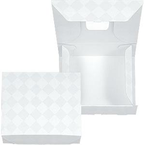 ケースN式 白×白 230×180×60
