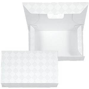 ケースN式 白×白 320×180×60