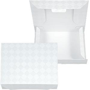 ケースN式 白×白 330×235×70