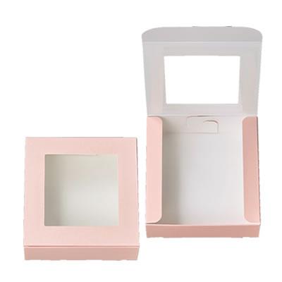 ケースN式 ピンク フィルム窓付
