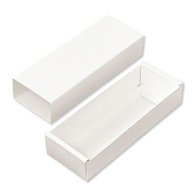 スリーブケース 白 165×62×34