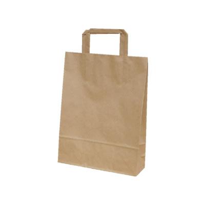 手さげ紙袋 クラフト 220×70×290