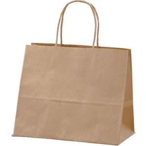 手さげ紙袋 クラフト 280×180×240