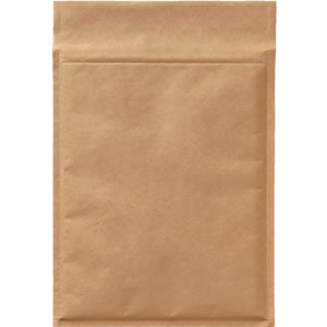 クッション封筒 クラフト 228×282