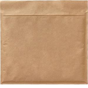 クッション封筒 クラフト 345×282