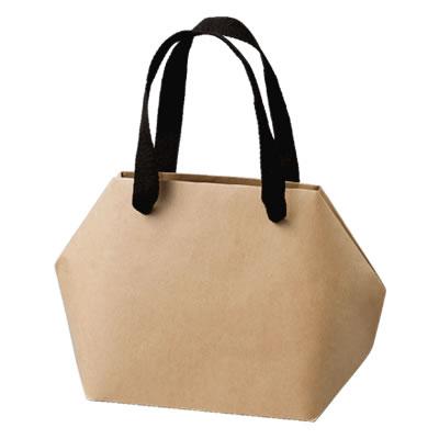 手さげ紙袋 クラフト 280×100×170
