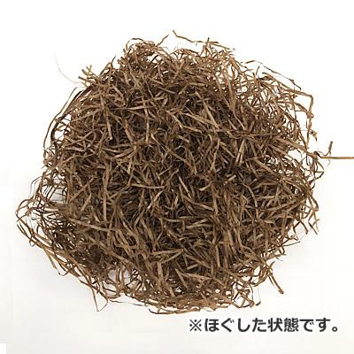 紙パッキン ほぐしなし (茶)