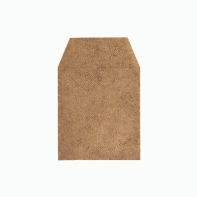 ロウ引き封筒 クラフト 110×123
