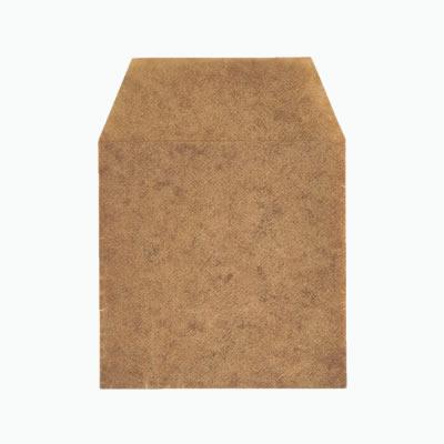 ロウ引き封筒 クラフト 150×150